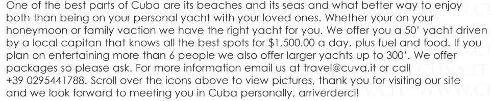 Cuba Vacations - Cuva.it